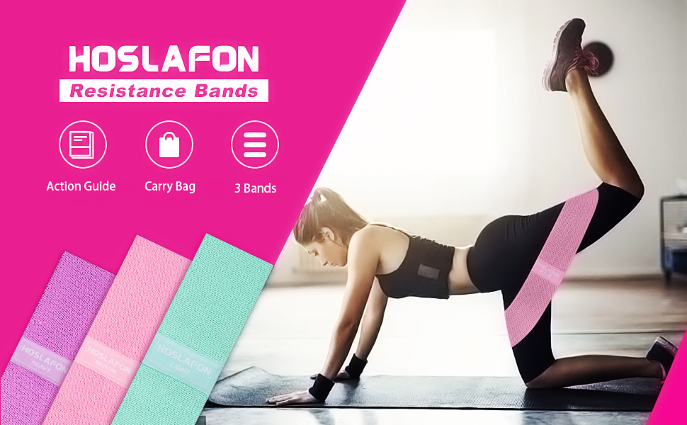 resistance bands set workout exercise booty bands for working out for women fitness bands leg bands