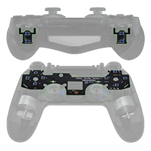 Whole  Tactile Clicky Hair Trigger Kit for PS4 Controller Shoulder Buttons