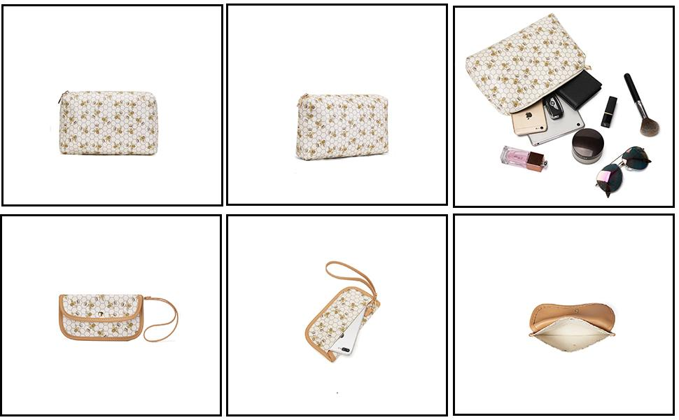Calfland Bee Purses and Handbags 4