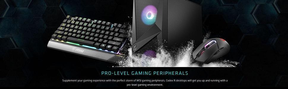 Pro-Level Gaming Peripherals