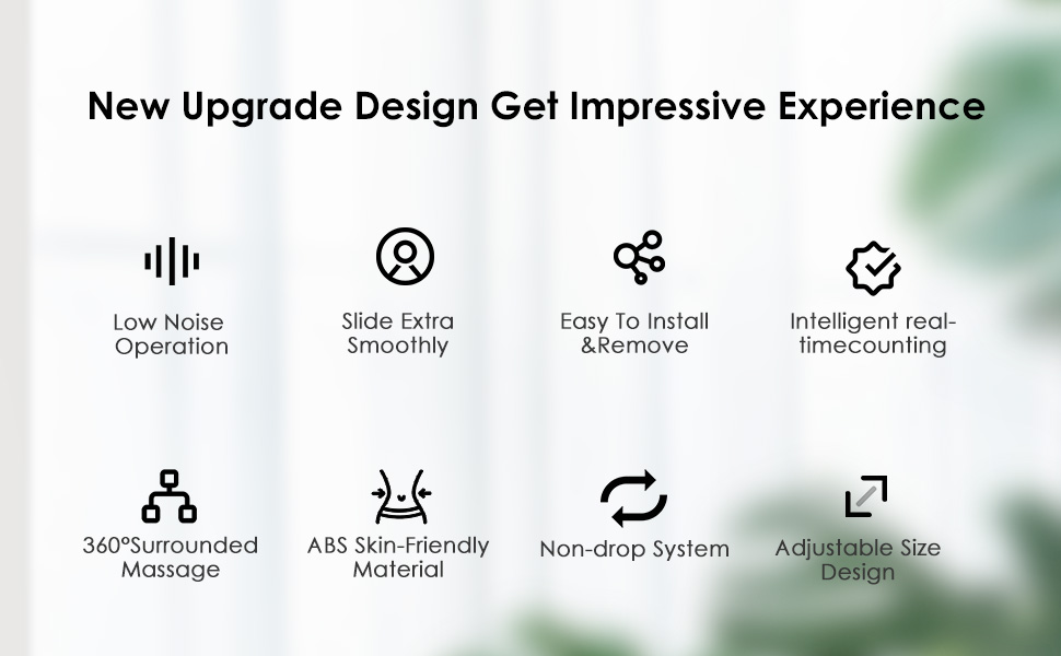 New upgrade design get impressive experience