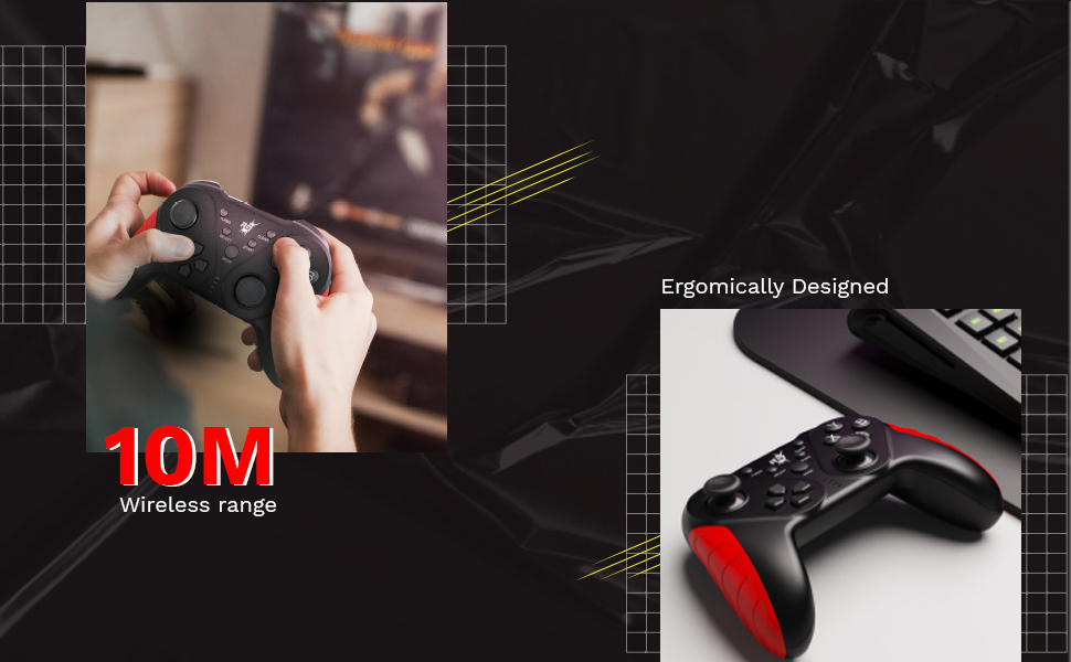 Redgear gaming gamepad