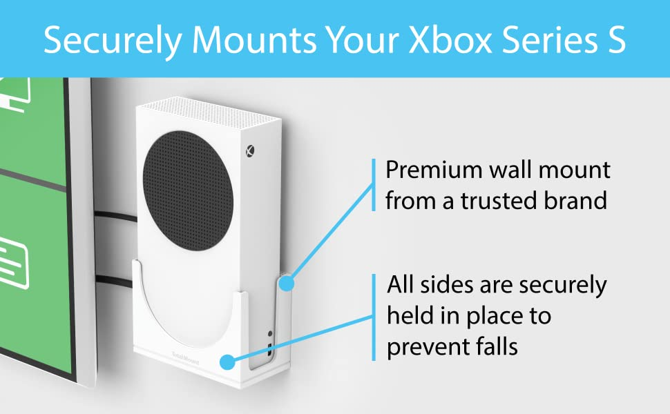 TotalMount for Xbox Series S