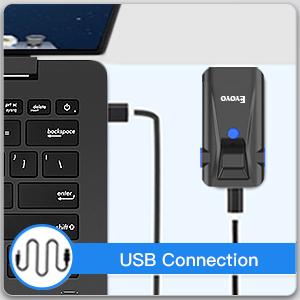 USB BARCODE SCANNER