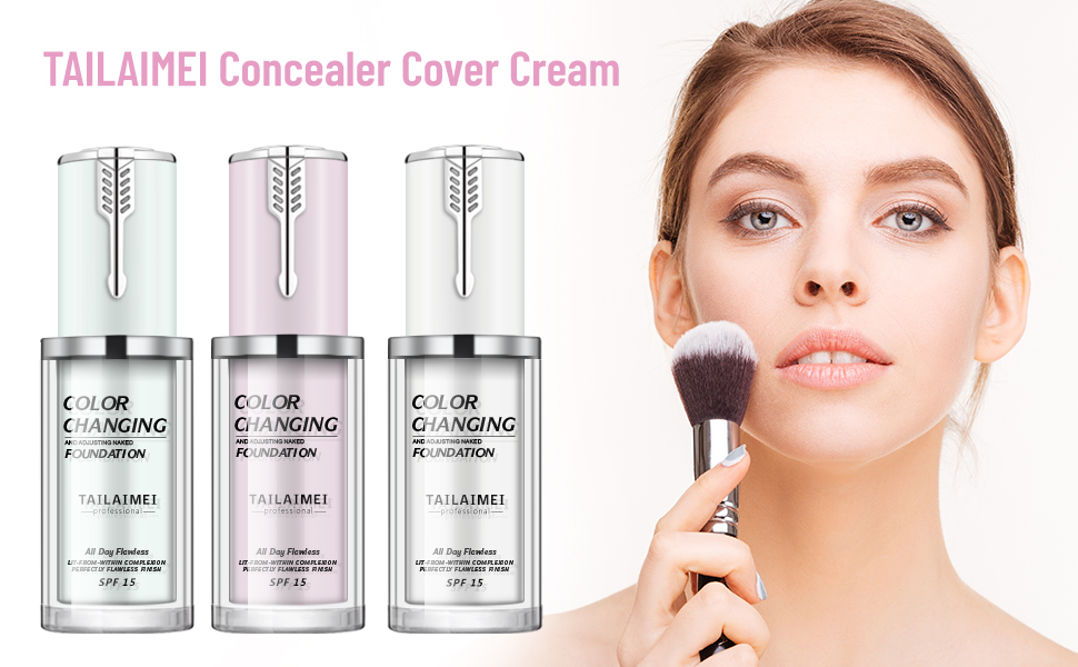TAILAIMEI Concealer Cover Cream