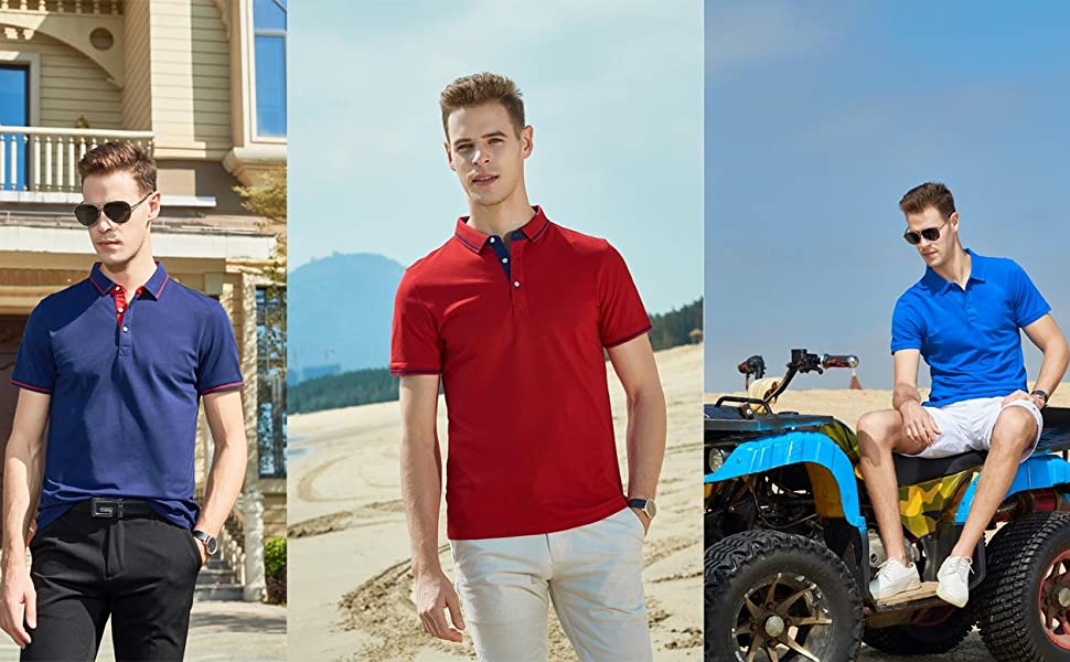 occasion for polo shirt