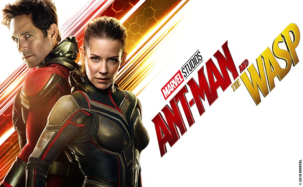 Ant-Man and the Wasp Keystone Art