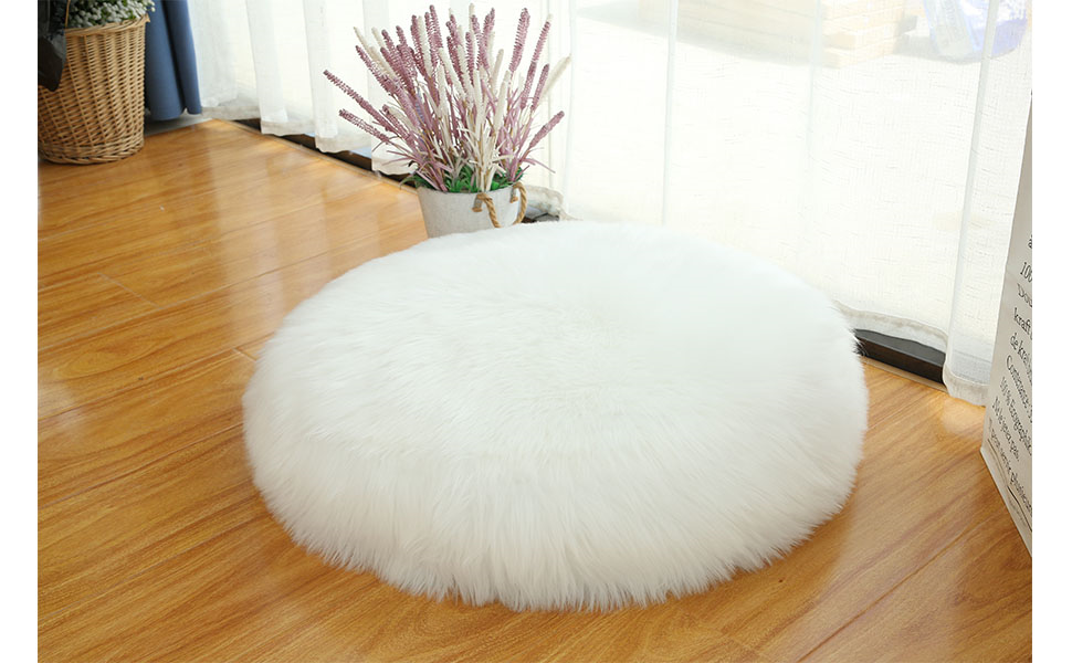 Foldable Floor Pillow Covers with Storage