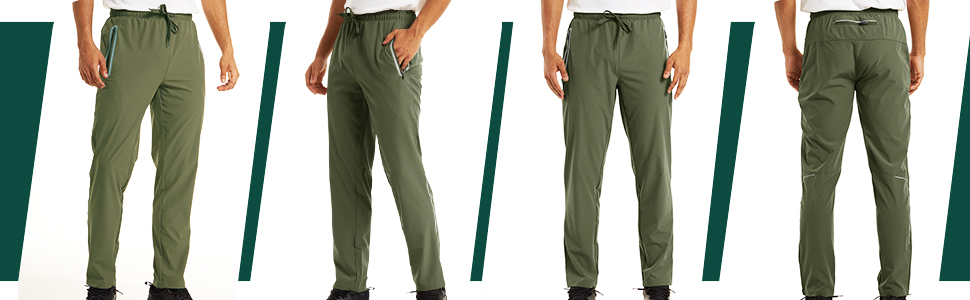 outdoor hiking camping fishing pants trousers for men