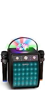 Karaoke machine for adults and kids