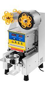 boba cup sealing machine