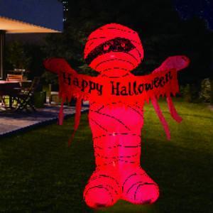 inflatable halloween decorations