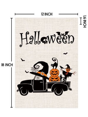 halloween flags for outside