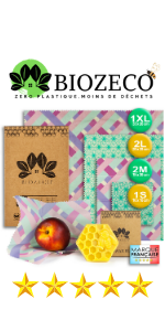 Plusieurs Tailles – Film de Conservation des Aliments Efficace et Zéro Déchets cellophane plastique