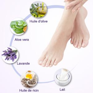 Anti-callosités pieds
