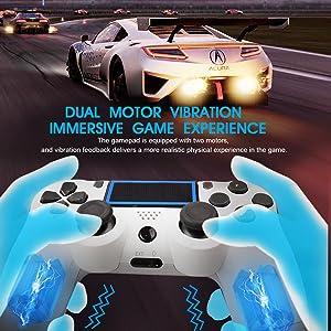 Dual Motor Vibration