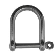 Wide D Shackle