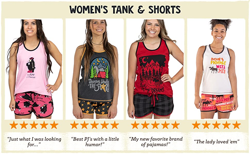 Women's Tank amp; Short and 5 Reviews
