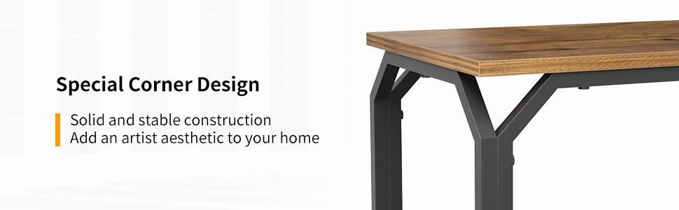 Special Corner Design