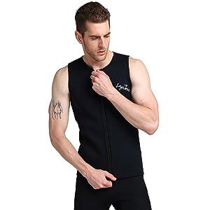 running suit fitness suit vest water sports surfing suit men women wet suits men diving tops men