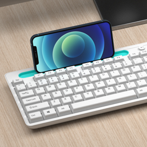Built-in Phone Stand