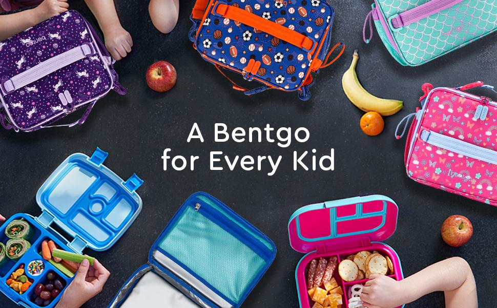 Bentgo Kids Prints Lunch Bag