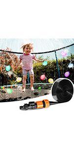 Waterpark Outdoor Water Sprinklers