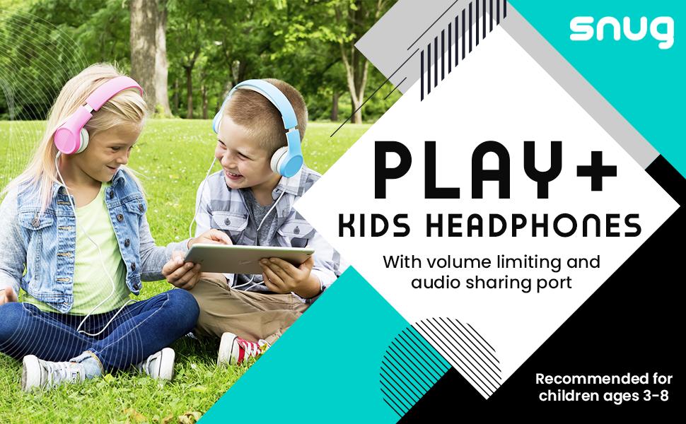 snug kids play headphones