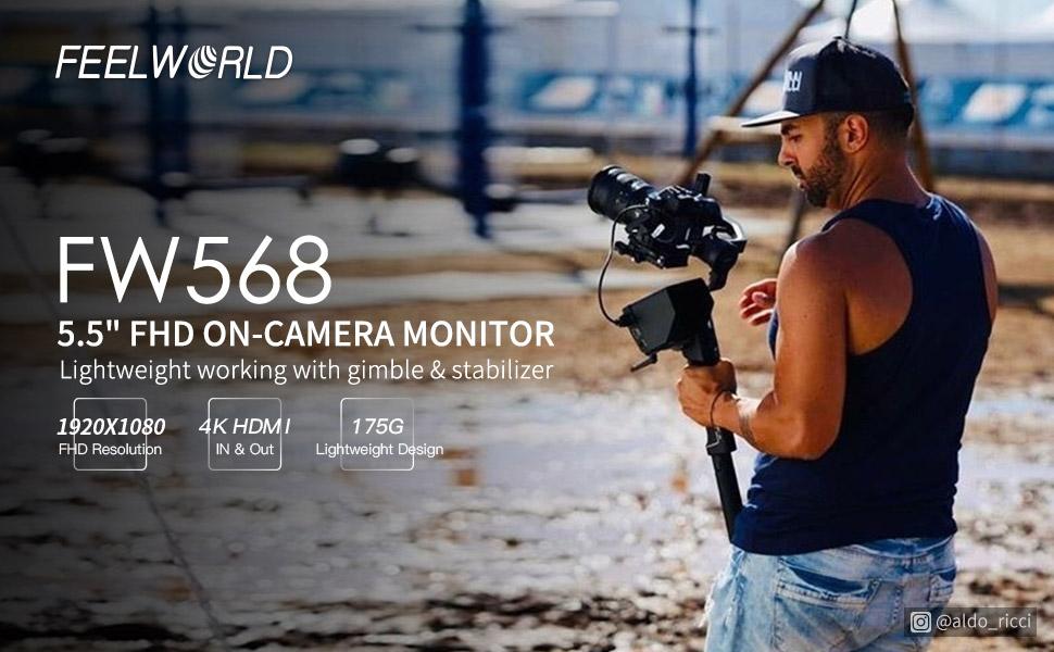 camera field monitor