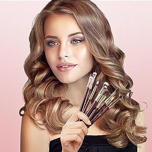 professional eye makeup brushes set