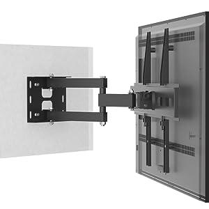 L273A L273S L273M TV wall bracket back view