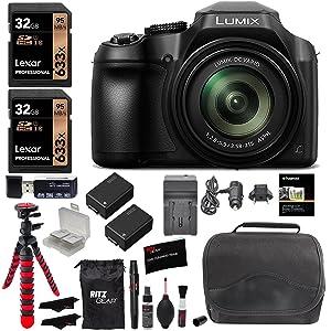 panasonic lumix fz80 bundle ritz camera