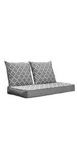 loveseat cushion
