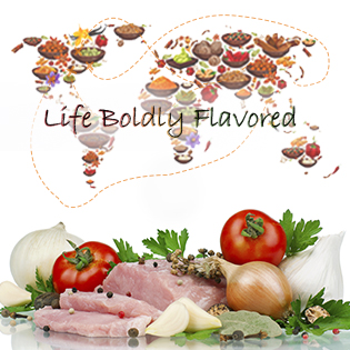 usimply season life boldly flavored