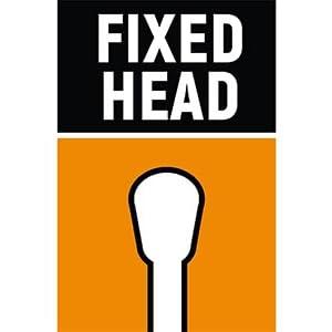 fixed head