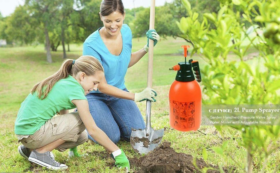 SPN-BFCE C (DEVICE) Garden Pump Pressure Sprayer