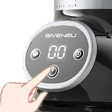 electric burr grinder