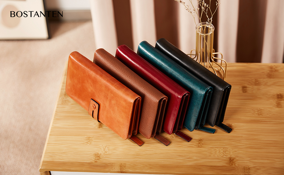 womens large wallet