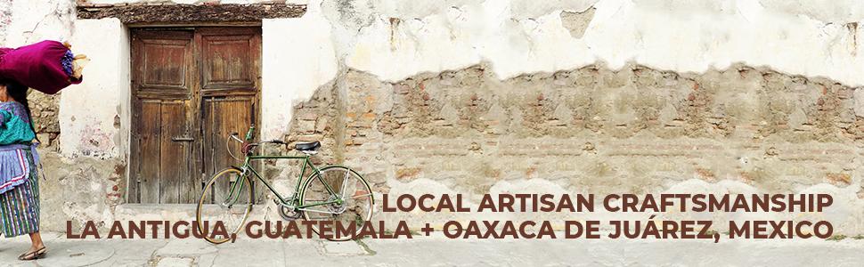 La Antigua Guatemala + Oaxaca de Juarez Mexico