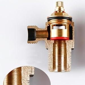 Ceramic Brass Valve