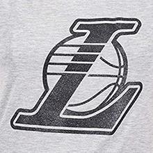 NBA Women's Box Out Varsity Stripe T-Shirt