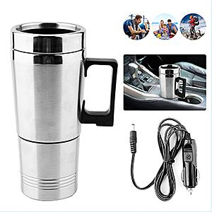 Stainless Steel Electric Car Kettle
