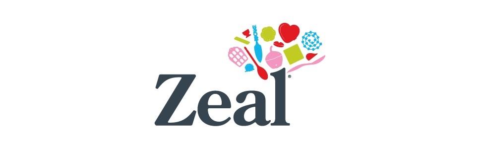 Zeal Brand Header Blanc