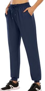 joggers for women sweatpants for women womens sweatpants womens joggers with pockets blue