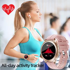 all day activity tracker