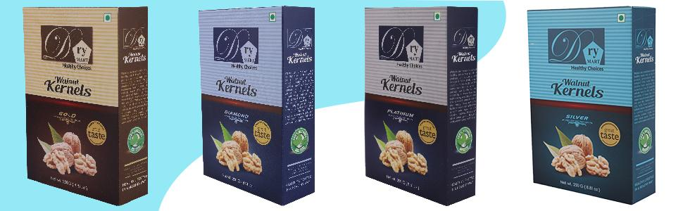 Premium Fresh Walnut Kernels