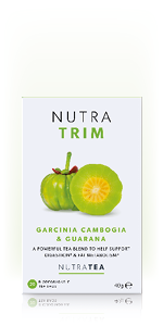 Nutra Trim Weight Loss Herbal Remedy Tea