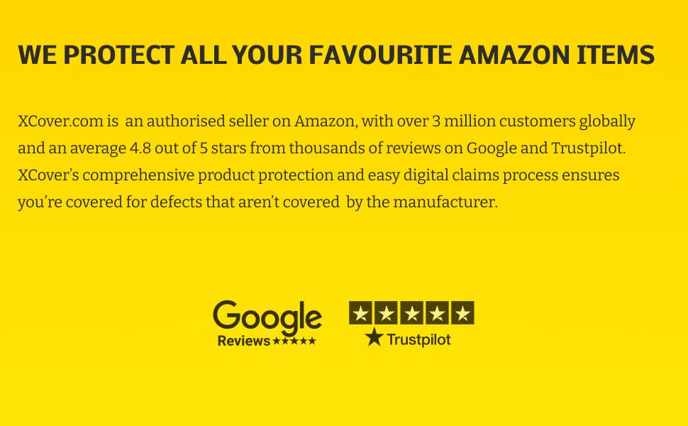 We Protect All Your Favourite Amazon Items