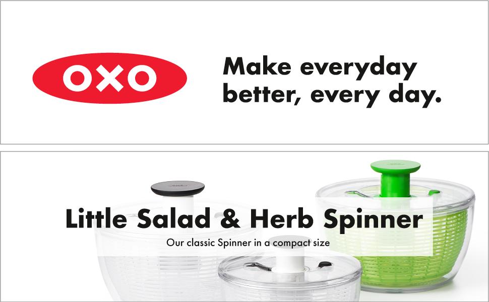 OXO Good Grips Little Salad & Herb Spinner