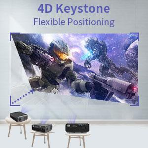 versatile cinema projector
